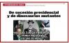 ITINERARIO 2018: De sucesión presidencial y de dinosaurios mutantes