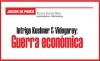 JUEGOS DE PODER Intriga Kushner&Videgaray; Guerra Económica