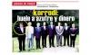 JUEGOS DE PODER / Korrodi: Huele a azufre y dinero