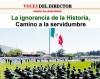 VOCES DEL DIRECTOR Trump, ¿padre de la segunda Independencia de México?