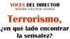 Terrorismo, ¿en qué lado encontrar la sensatez?