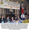 Comparecencia del gobernador Moreno Cárdenas ante el Club de Periodistas de México