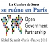 Cumbre de Soros se reúne en París