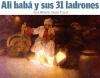 Ali Babá y sus 31 ladrones
