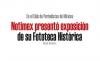 Notimex presentó exposición de su Fototeca Histórica en el Club de Periodistas de México