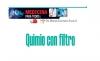 MEDICINA PARA TODOS Quimio con filtro