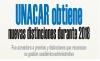 UNACAR obtiene nuevas distinciones durante 2018