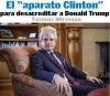 """El """"aparato Clinton"""" para desacreditar a Donald Trump"""