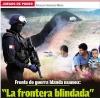 JUEGOS DE PODER / Frente de guerra blanda usamex: La frontera blindada