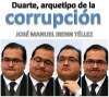Duarte, arquetipo de la corrupción