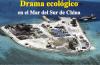 Drama ecológico en el Mar del Sur de China
