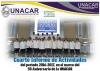 Se realiza sorteo 2509 de la Lotería Nacional para la Asistencia Pública en el marco de los festejos del 50 aniversario de la fundación de la UNACAR