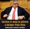 El hombre del Imperio en México Carstens le moja la pólvora a Peña Nieto