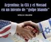 """Argentina: la CIA y el Mossad en un intento de """"golpe blando"""""""