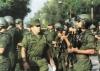 Militares sobre el poder
