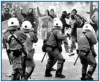 Mientras el imperio yanqui se  debilita, los movimientos de lucha de  los jóvenes se hacen fuertes