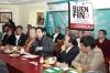 La Delegación Cuauhtemoc  pacta buen trato con el Sindicato  Ùnico de Trabajadores del DF