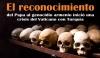 El reconocimiento del Papa al genocidio armenio inició una crisis del Vaticano con Turquía