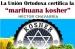 La Unión Ortodoxa certifica la 'marihuana kosher'