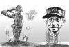 Las maldiciones clericales  contra don Miguel Hidalgo