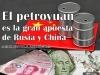 El petroyuan es la gran apuesta de Rusia y China