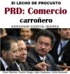 PRD: Comercio carroñero