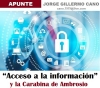 """El """"acceso a la información"""" y la Carabina de Ambrosio"""