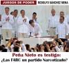 Peña es testigo: ¿Las FARC un partido Narcotizado?