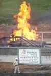 El día en que se incendió Pemex