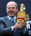 El estado de ánimo de Calderón,  un peligro para la democracia