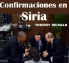 Confirmaciones en Siria