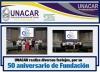 UNACAR realiza diversos festejos, por su 50 aniversario de Fundación